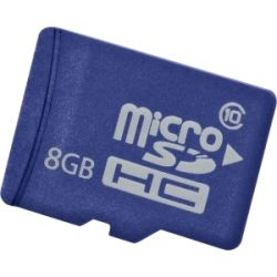 HP 8GB Micro SD EM Flash MEDIA