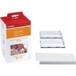 Canon RP108 Ink and Paper Pack, Postcard Size 6x4 (148x100mm), to suit CP910