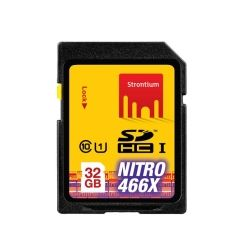 32GB NITRO SD Card UHS-1 466X Speed