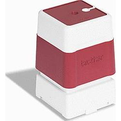 Brother PR2020R6P 20x 20mm Red (Box of 6) with 16x ID Labels