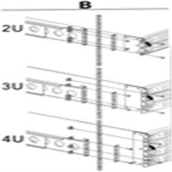 Upsonic Rack Kit for ES1RU/ESRT & IRT Series
