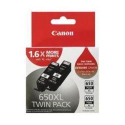 Canon PGI650XLBK-TWIN - 2x PGI650XLBK Pigment Black Extra Large Ink Tank