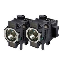 Epson Lamp for EB-Z10000U EB-Z9750U/EB-Z9870U EB-Z10005U (2 Lamp Units)