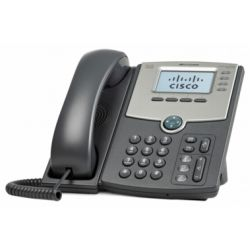 Cisco SPA514G 4-Line IP Business Phone with PoE and Gigabit PC Port