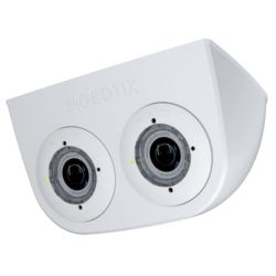 Mobotix DualMount with Mounting supplies - White