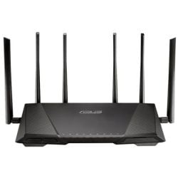 Asus RTAC3200 Tri-Band Wireless-AC3200 Gigabit Router