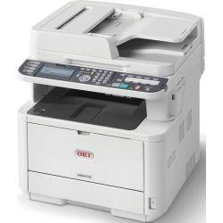 Oki MB472DNW Duplex Network Wireless Mono Laser MFP Printer
