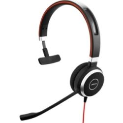 Jabra Evolve 40 MS MonoHD Audio Microsoft Certified