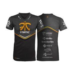 Fnatic Black Small Player T-Shirt 2013-14