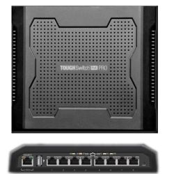 Ubiquiti TOUGHSwitch PoE Pro - Gigabit Ethernet performance combined with Industrial strength construction and a 150Watt Power supply