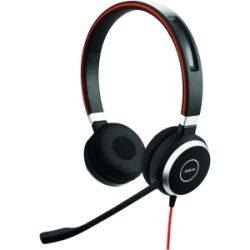 Jabra Evolve 40 MS StereoHD Audio Microsoft Certified