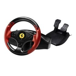 Thrustmaster Ferrari Red Legend Edition Racing Wheel for PC and PS3