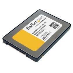 StarTech 2.5 inch SATA to Mini SATA SSD Adapter Enclosure