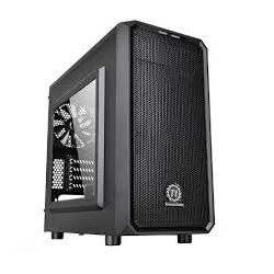 Thermaltake Mid Tower Case USB 3.0 with 450W PSU