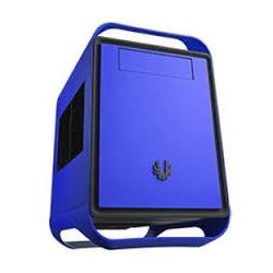 BitFenix Blue, Window, Mini-ITX case, Blue Body and Solid Front Panel, Black Top Mesh air vent