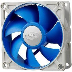 Deepcool UF80 Ultra Silent 80mm x 25mm Ball Bearing Case Fan