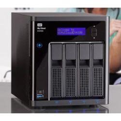 WD My Cloud EX4100 Expert Series 4-Bay NAS (16TB)