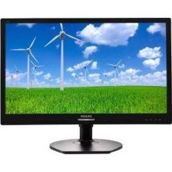 Philips 241S6QYMB 24 inch IPS LED Monitor - 1920x1080, 16:9, DisplayPort, DVI, VGA, VESA