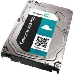 Seagate 6TB Enterprise NAS Hard Disk Drive HDD - 3.5 inch SATA 6GB/S 7200rpm 128M Computer Components