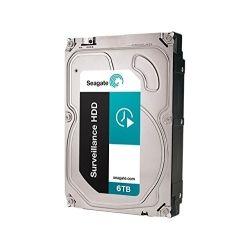 Seagate Surveillance HDD 6TB 3.5 inch 7200rpm 128MB