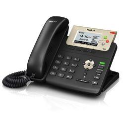 Yealink SIP T23G No PSU, 3 VoIP accounts, HD voice, Full duplex speaker phone