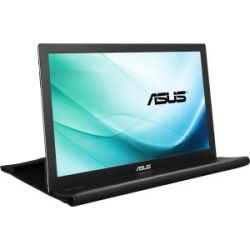 Asus MB169B+ 15.6 inch IPS LED FHD Portable USB Monitor - 1920x1080, 16:9