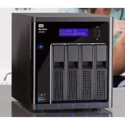 WD My Cloud EX4100 Expert Series 4-Bay NAS (24TB)