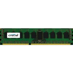 Crucial 8GB DDR3 ECC Unbuffered 1600MHz DIMM 240-pin, [ CT102472BD160B], 1.35v, Lifetime warranty, Intel Validated for S1200V3 Platform