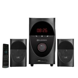 StarTech AudioBOX Thor 700 A2.1 Super Bass Speaker Set with FM Time Functions