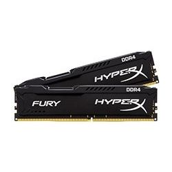 Kingston HyperX Fury Black Series 8GB 2133MHz DDR4 Non-ECC CL14 DIMM (Kit of 2)