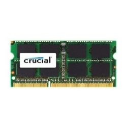 Crucial 8GB DDR3 1333 for MAC 1x 8GB SODIMM 1.35V