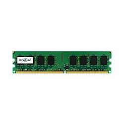 Crucial DDR3 PC12800-4GB 1600Mhz 256x8 CL11 Dual Rank 1.35V/1.5V Desktop Memory