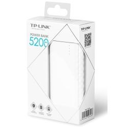 TP-Link TL-PB5200, 5200mAh Power Bank