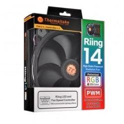 Thermaltake Riing RGB 14cm 3 x Fans + Control