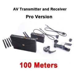 Winstars PHPC 5G WHDI Wireless Pro 100 AV Transmitter and Receiver 100m, Pro AV version AV510W3