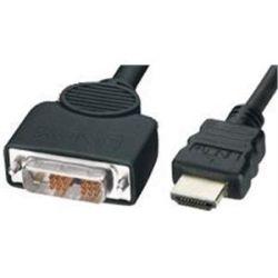Cabac HDMI Maleto DVI-D Male