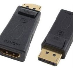 Cabac DisplayPort M to HDMI F