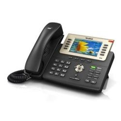 Yealink 6 Line Colour IP Phone