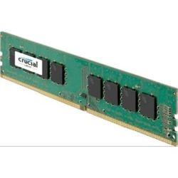 Crucial DDR4 PC19200-4GB 2400Mhz CL17 Single Rank Desktop Memory
