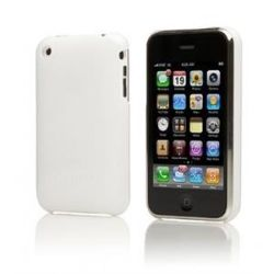 Cygnett Form White iPhone Case