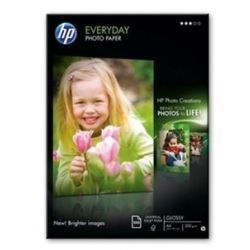 HP Q2510A A4 Everyday Photo Paper - 100 Sheets Glossy