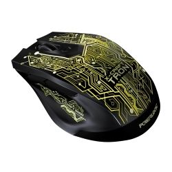 PowerLogic X-Craft Tron 5000 6 Button Optical USB Mouse