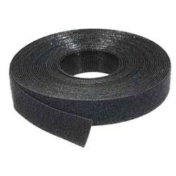 Velcro Grip Tie 12mm Black 10m