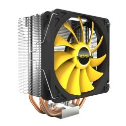 Reeven Hans Compact Tower CPU Cooler 12cm PVM