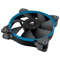 Corsair Air Series SP120 Performance Edtiion Case Fan, Outstanding Static Pressure, Perfect for Radiator and Heatsink, 3 Colour Riings