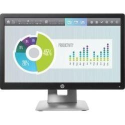 HP EliteDisplay E202 20 inch HD+ Monitor - 1600x900, 16:9