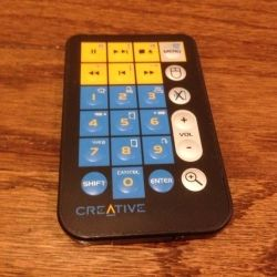 Creative CD-ROM Remote Control