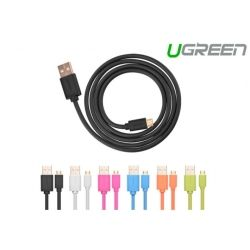 Ugreen Micro-USB Male to USB Male Cable Gold-Plated 2m