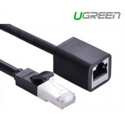Ugreen Cat6 FTP Ethernet RJ45 Extension Male/Female 1m