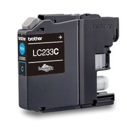 Brother LC233 Cyan Ink Cart Up to 550 pages